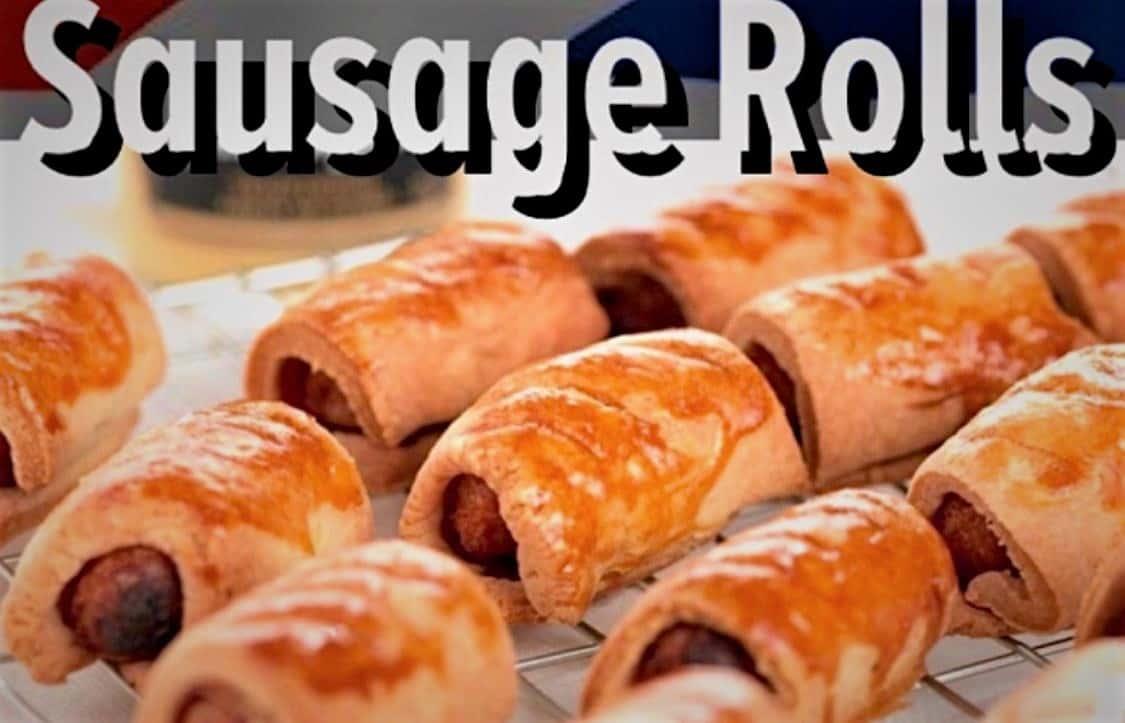 Sausage Rolls (20 Piece)