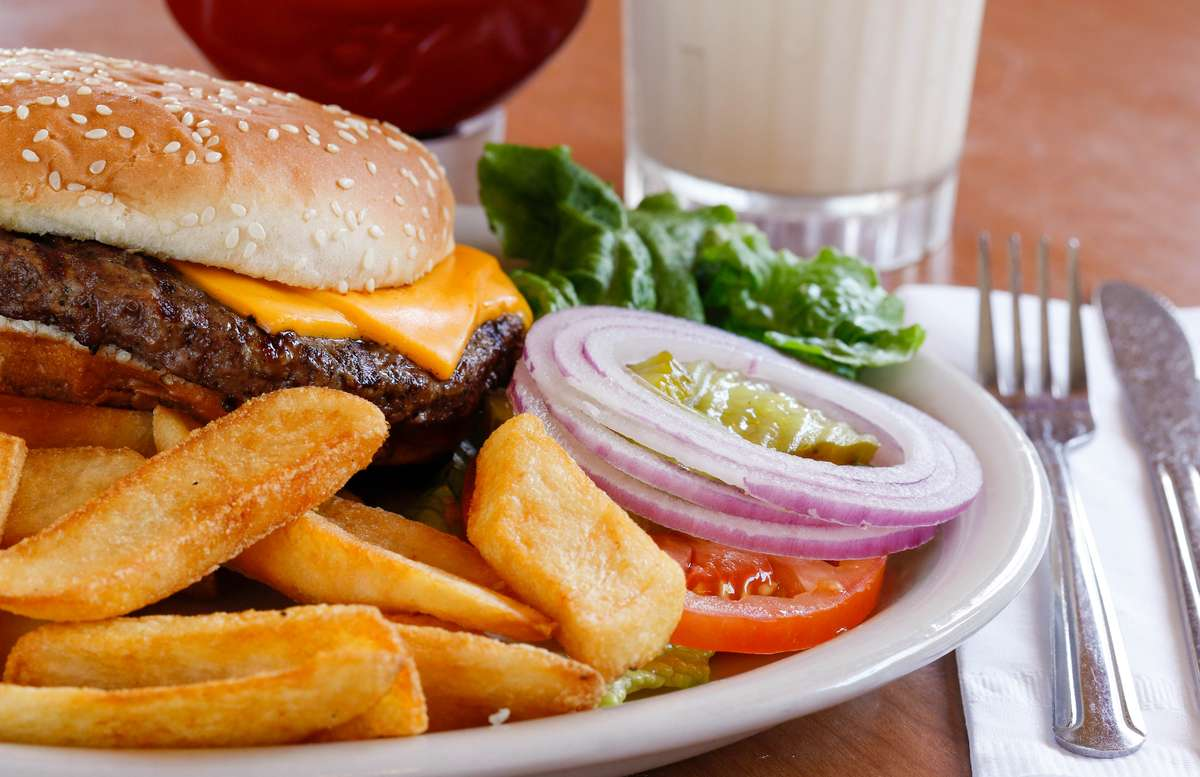 Millbrae Burger