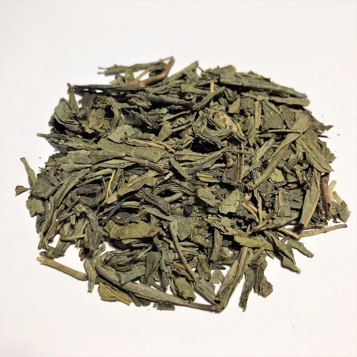 Organic Sencha Green - Loose Leaf Tea
