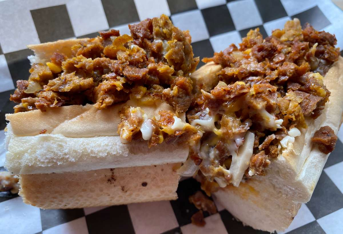 The WC LAL Cheesesteak