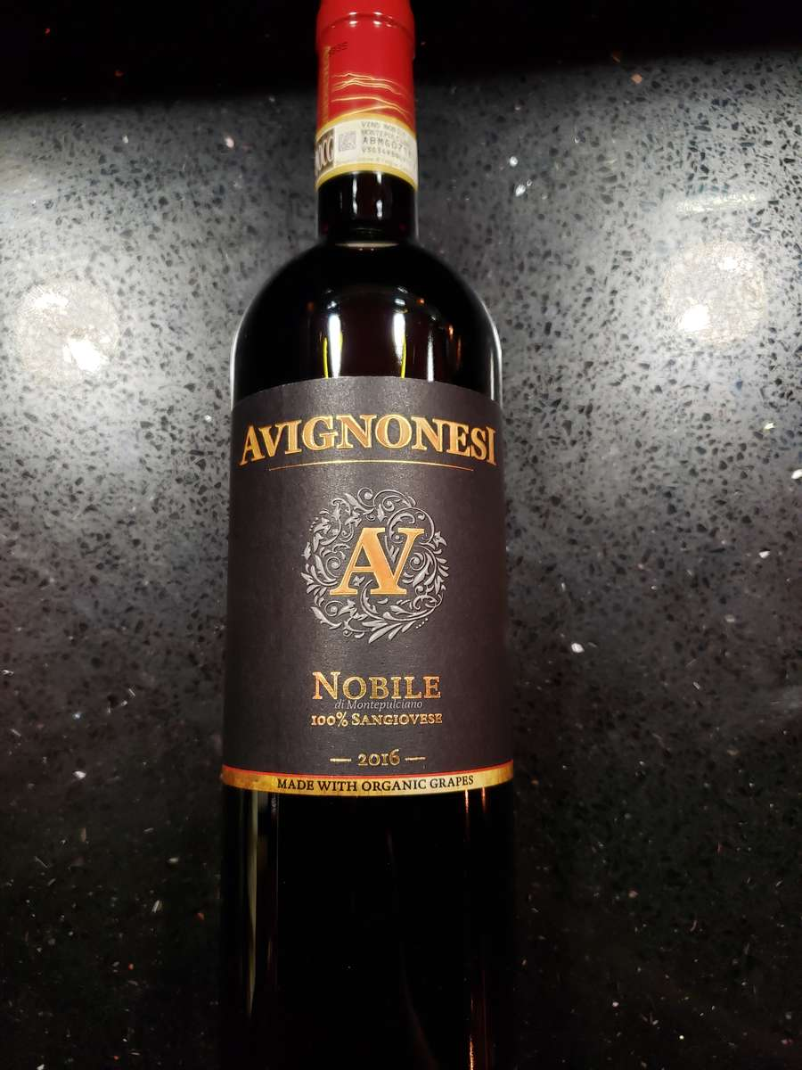 Avignonesi Vino Nobile Sangiovese