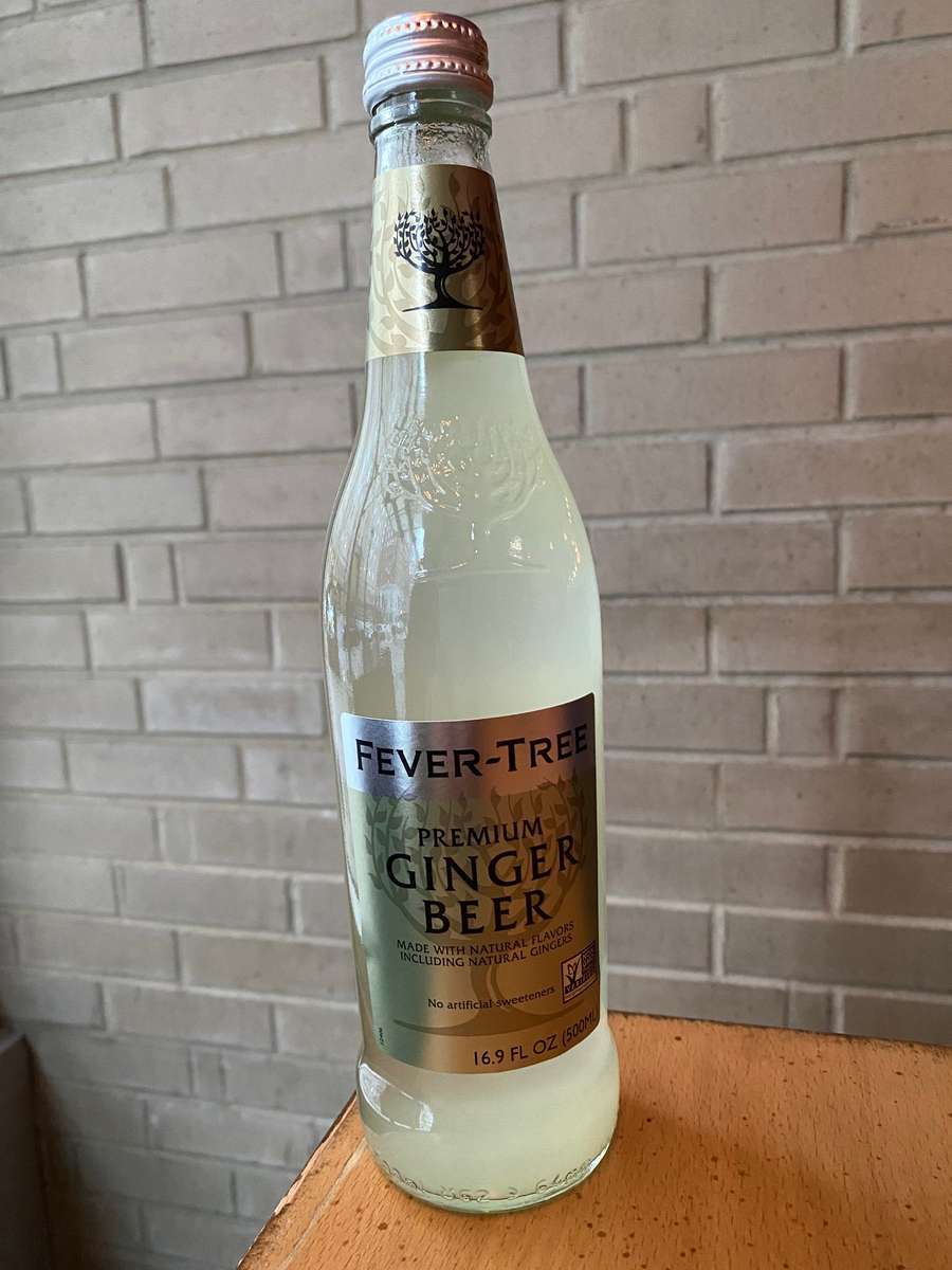 Ginger Beer Bottle 500mL