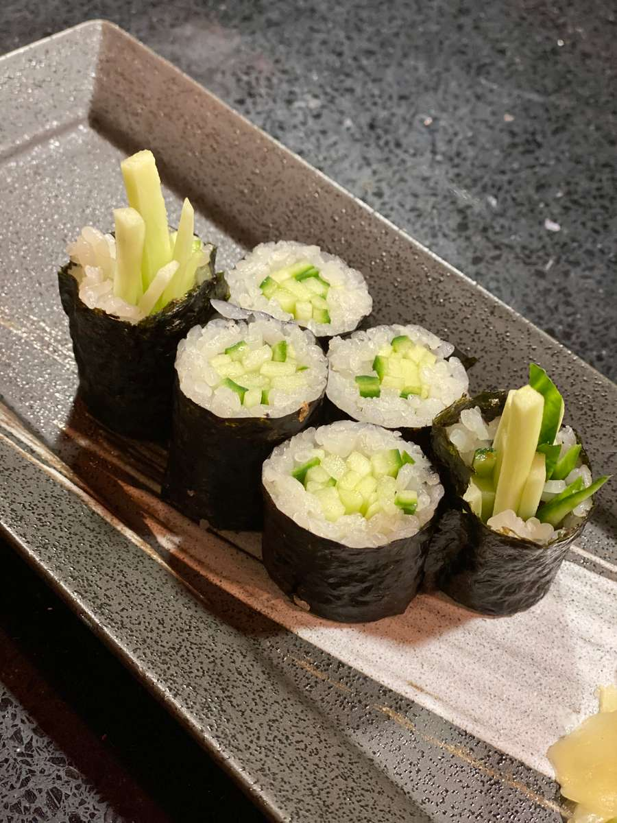 Cucumber Roll [Kappa Maki]