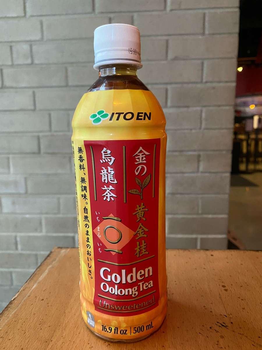 Oolong Tea Bottle 500mL