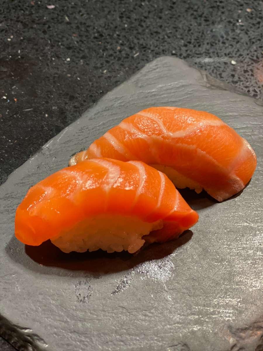 Salmon [Sake]*