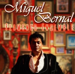 miguel bernal flamenco ensemble poster