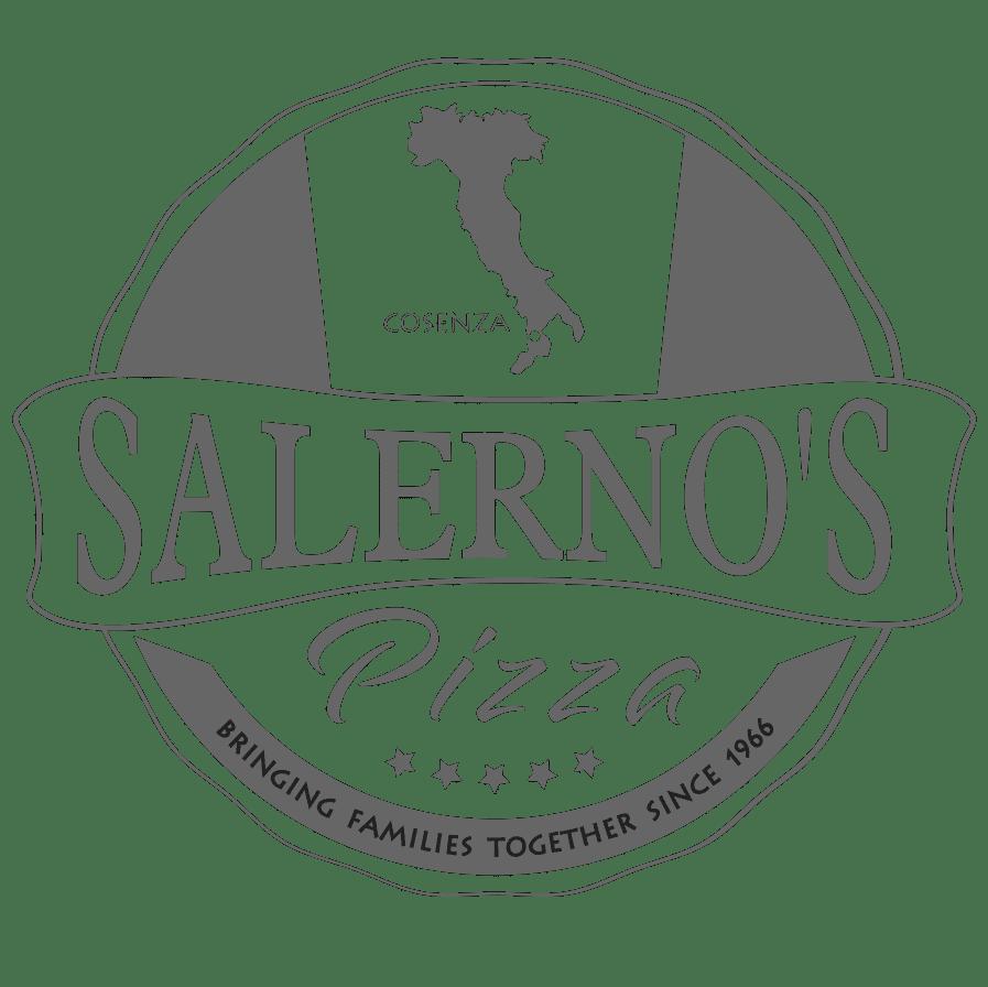 salerno's pizza logo