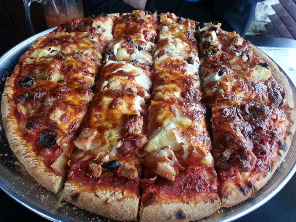Rob's Choice Pizza