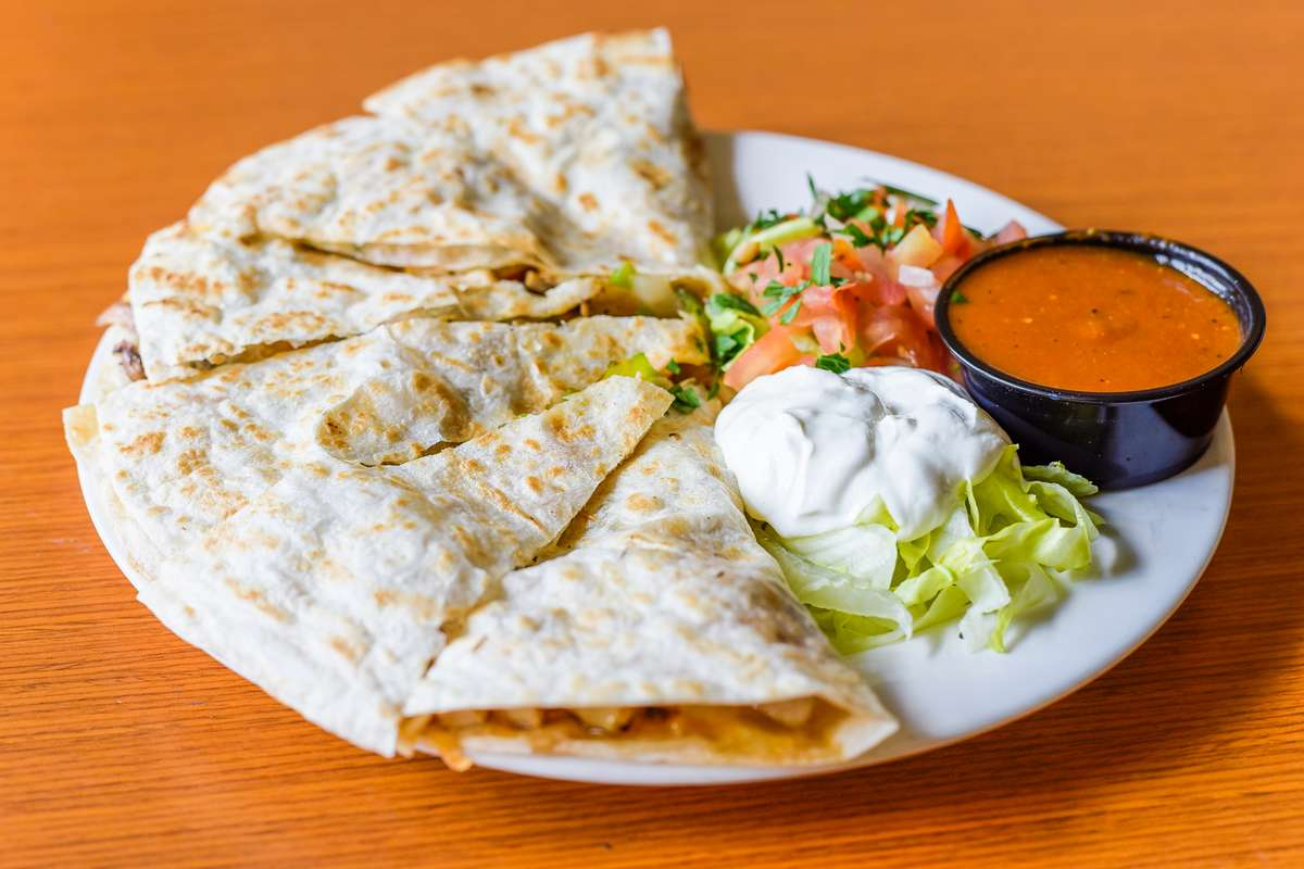 Quesadilla- Chicken