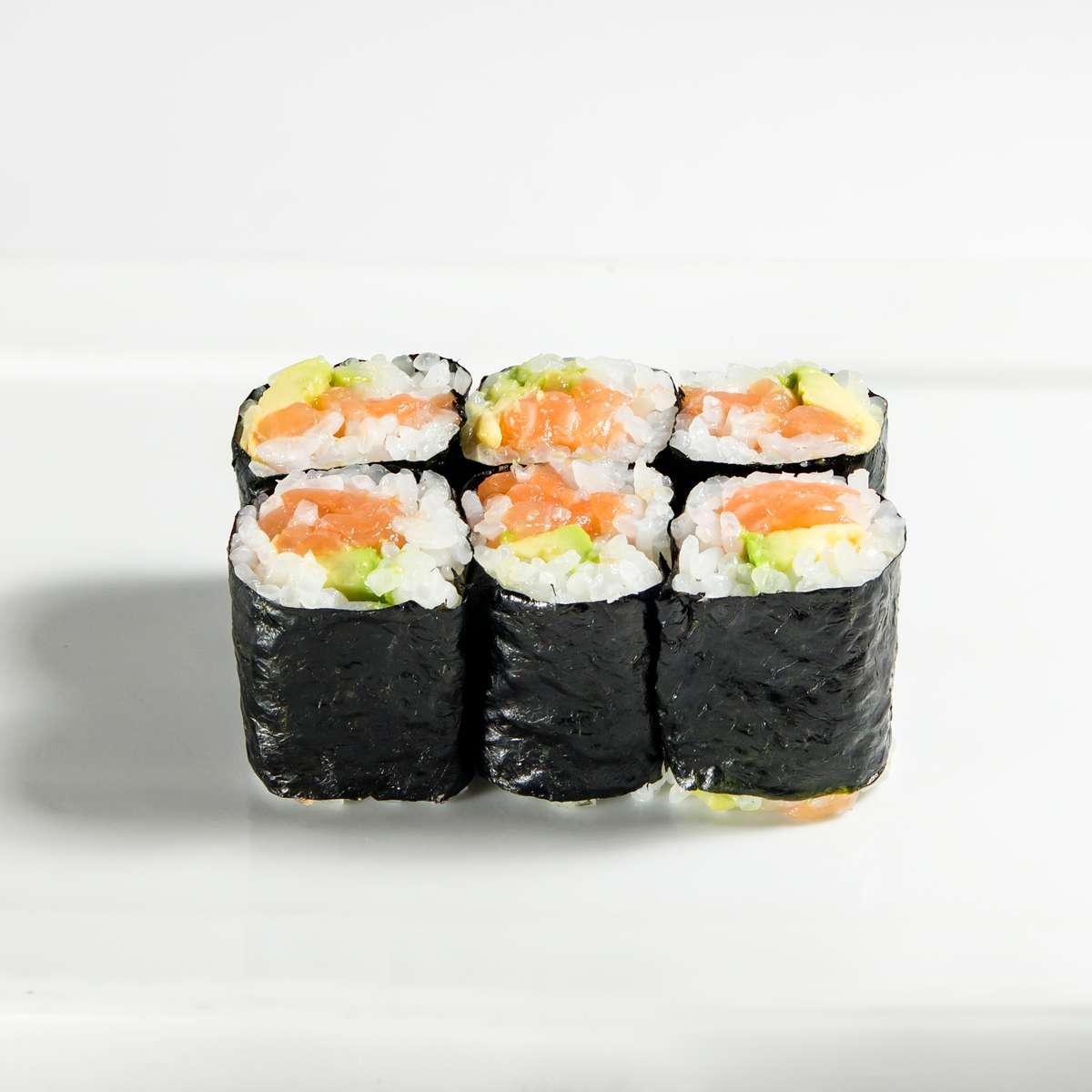 Salmon Avocado