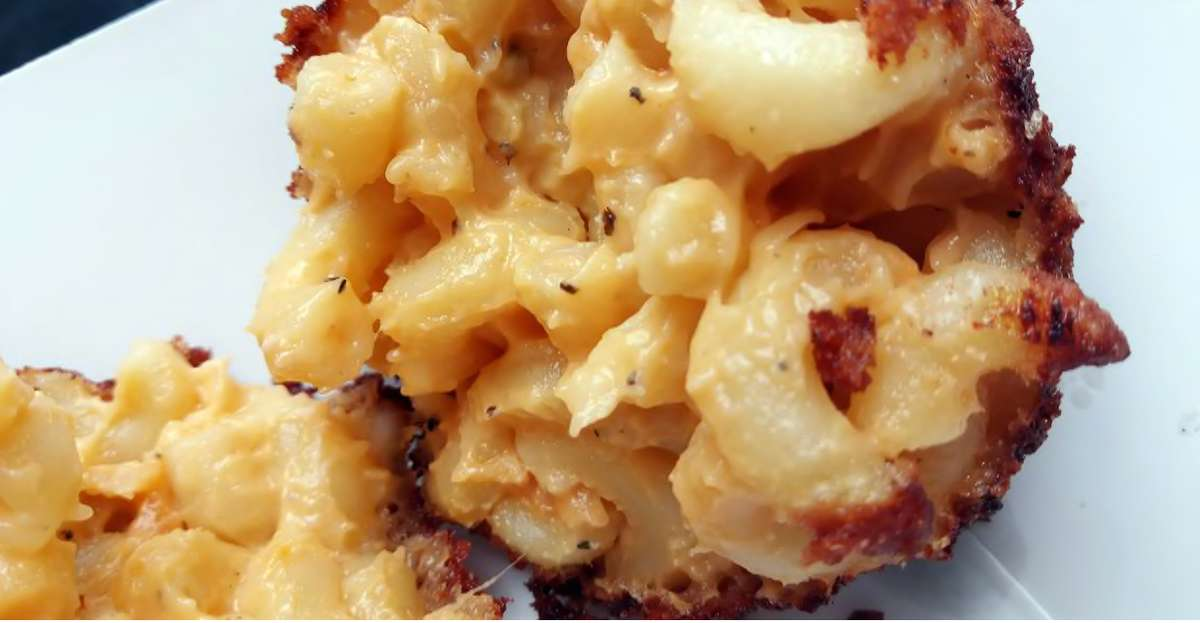 Texas Smoked Mac & Cheese