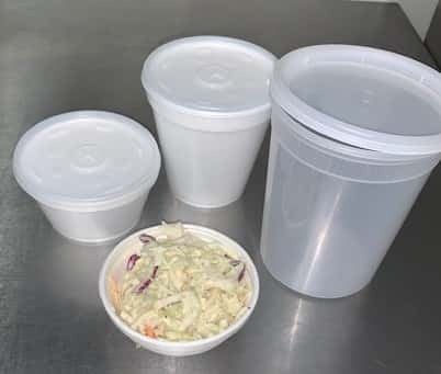 Slaw To Go