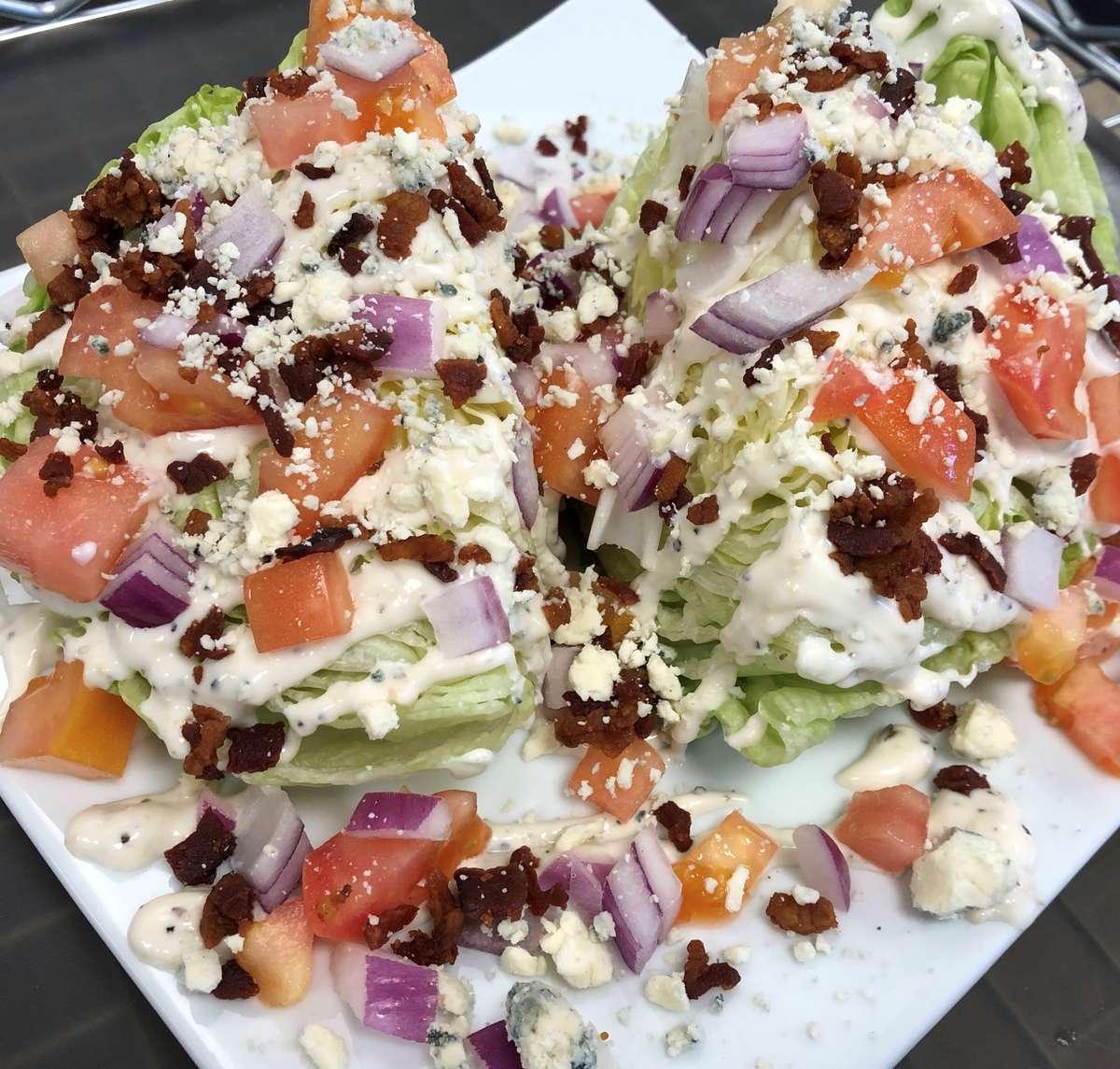 Wedgie Salad