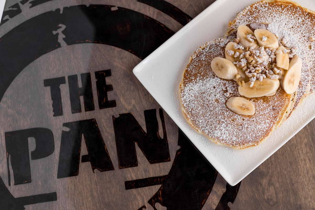 """The """"Best Ever"""" Banana Pancakes"""