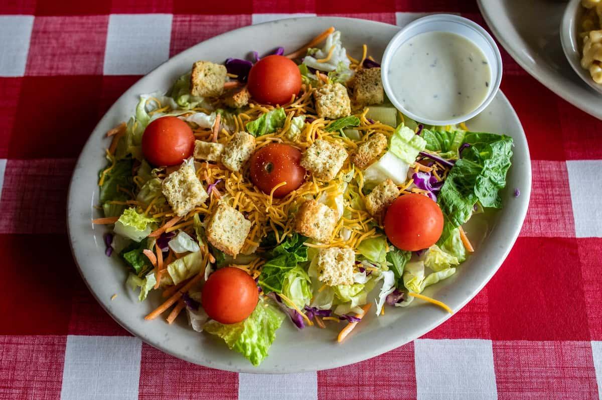 Large Tossed Salad