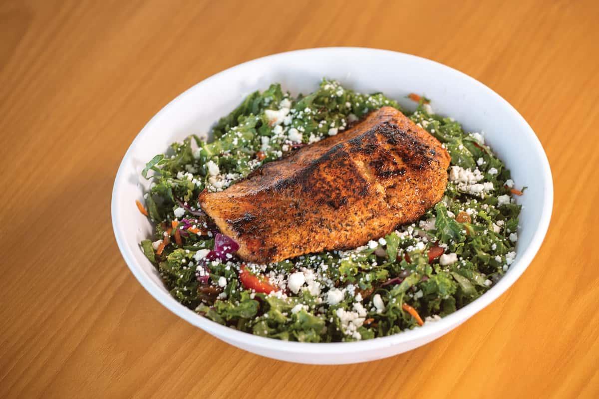 Natalie's Natural Kale Salad