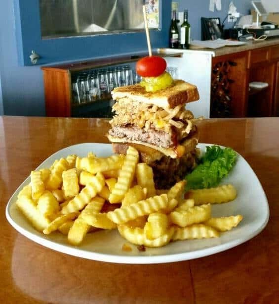 The Chefferson Burger Melt