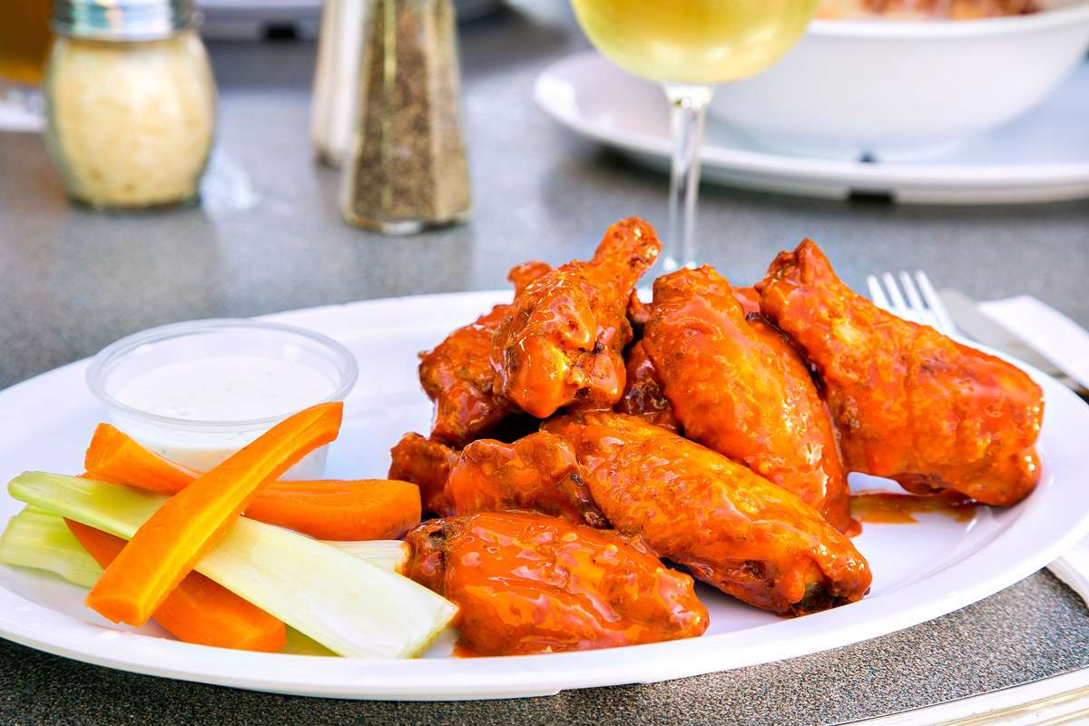 Half Order Wings