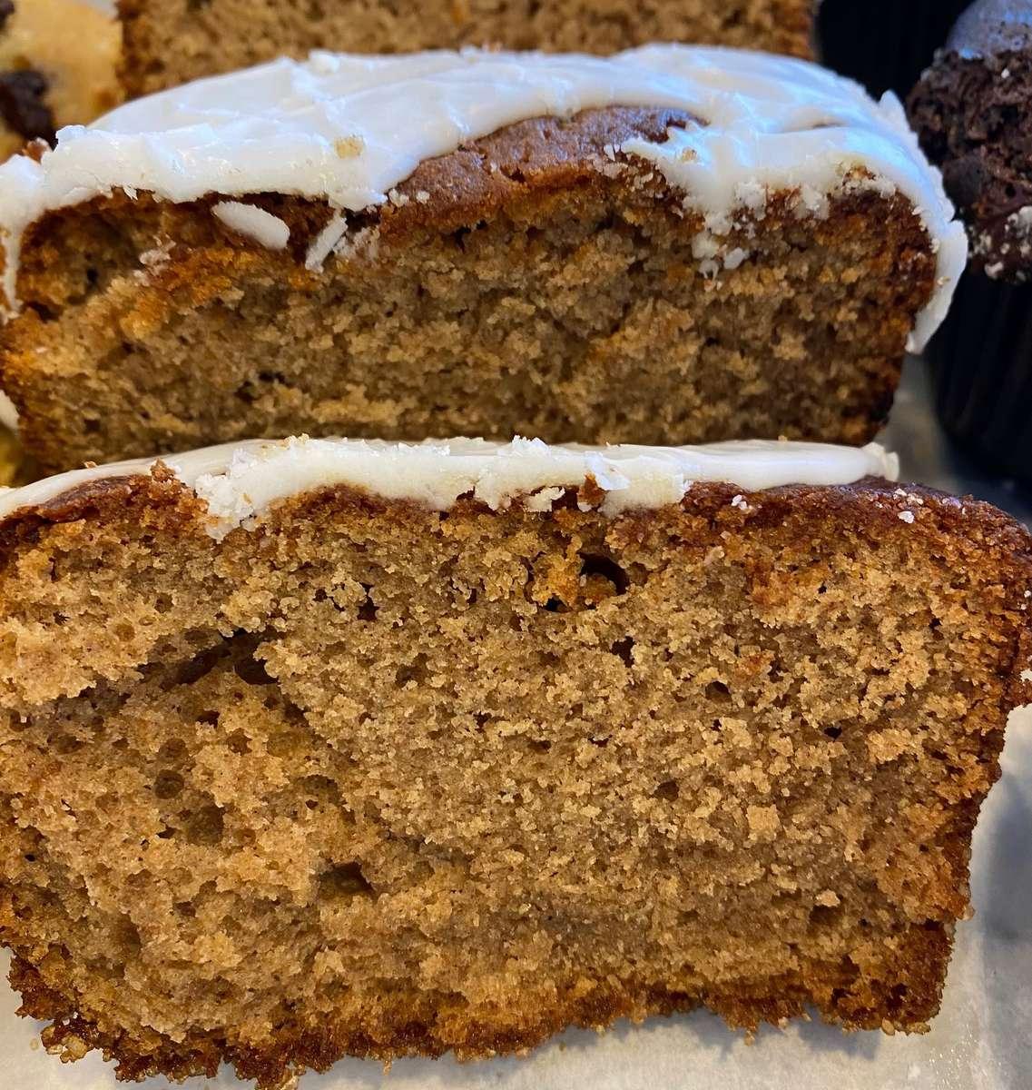Chai-spiced Pound Cake