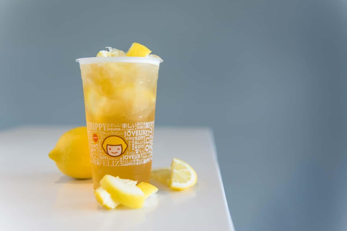 C3 Fresh Lemon Honey Jasmine Green Tea