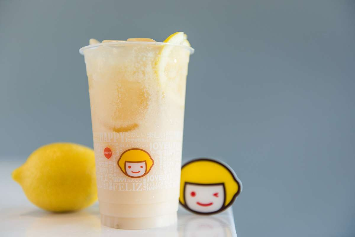 C2 Freshly Squeezed Lemon Green Tea