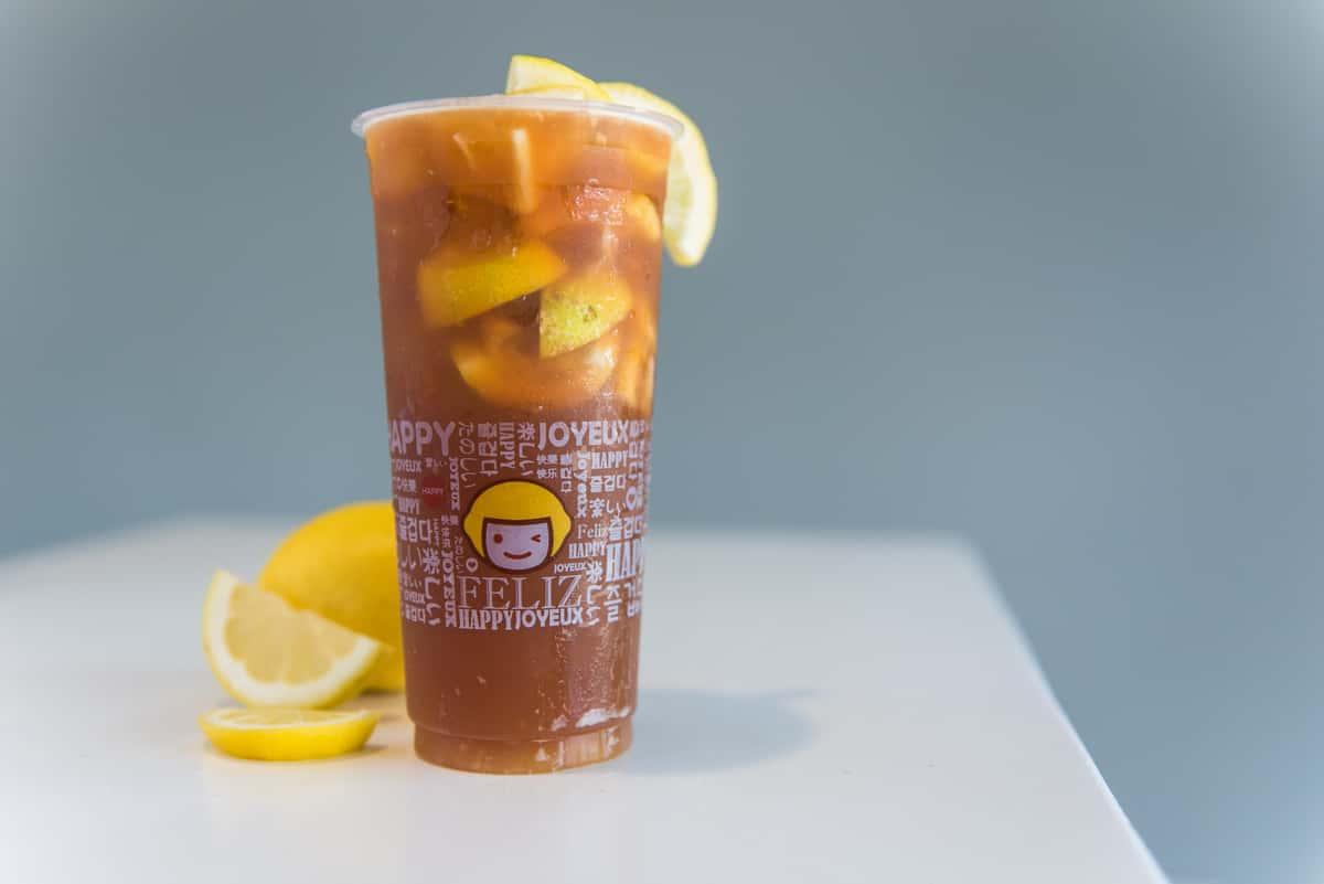 C1 Freshly Squeezed Lemon Black Tea