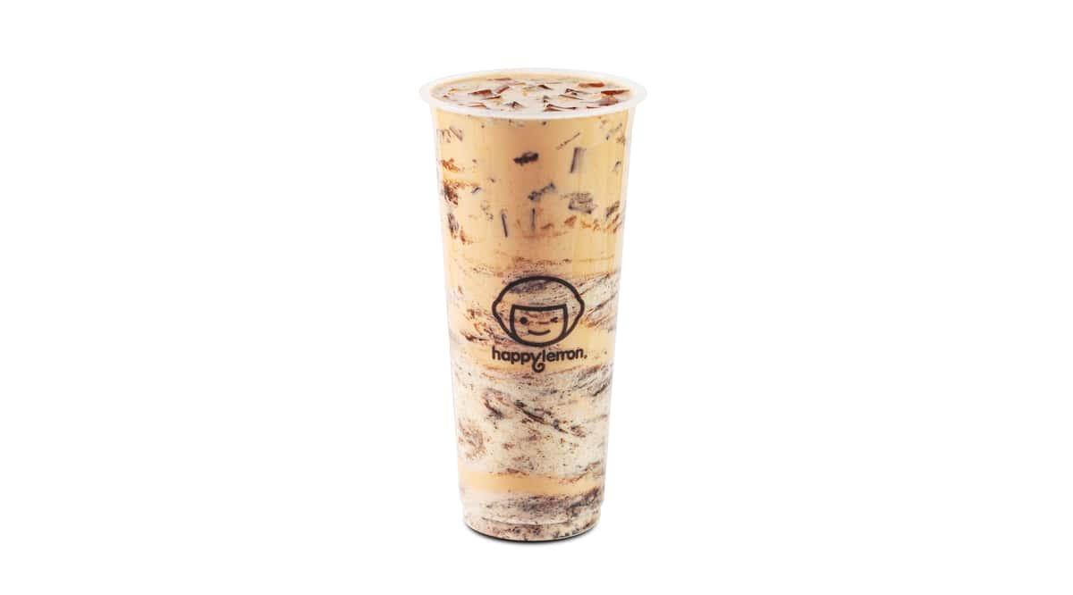 A3 Milk Tea with OREO Cookies & Puff Cream