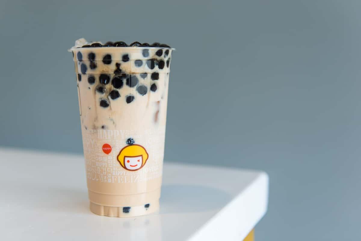 A2 Boba Milk Tea