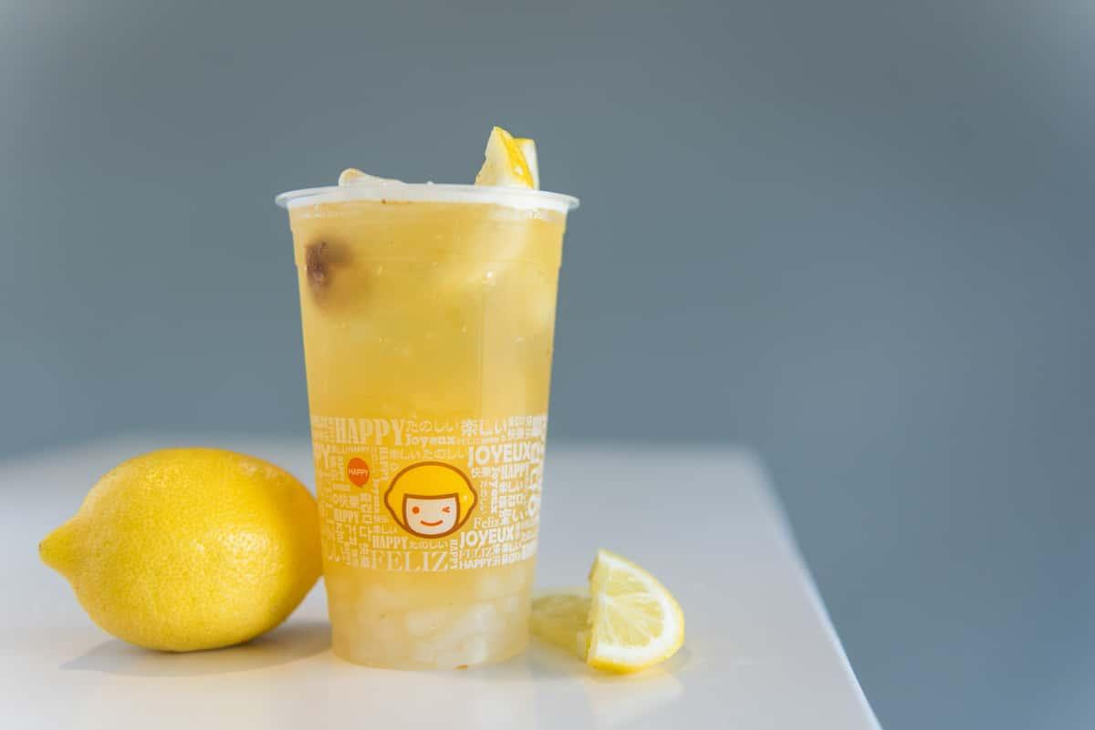 C4 Kumquat Lemon Jasmine Green Tea