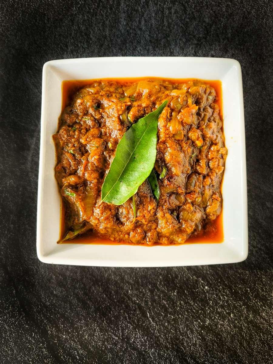 Chettinadu Sauce