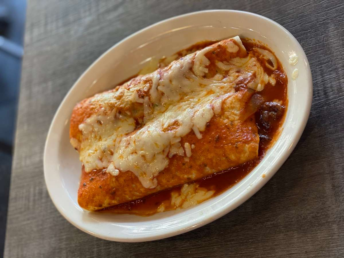 Grilled Chicken Burritos (2)