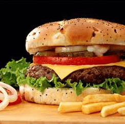 BUILD YOUR OWN BURGER