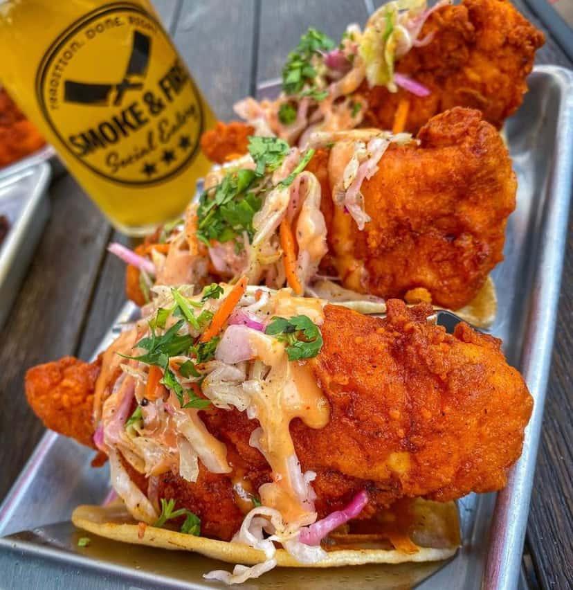 3 Nashville Tacos
