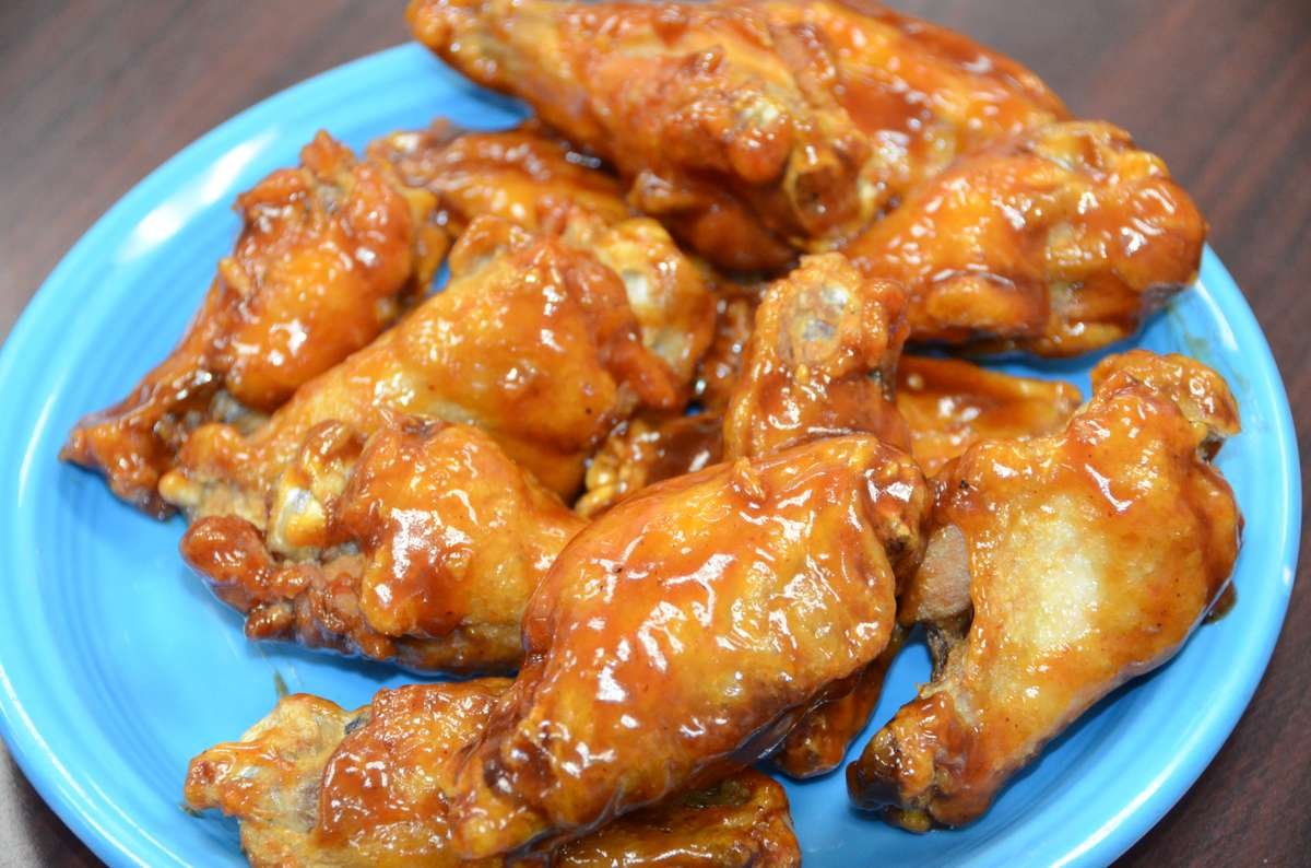 Wings Traditional