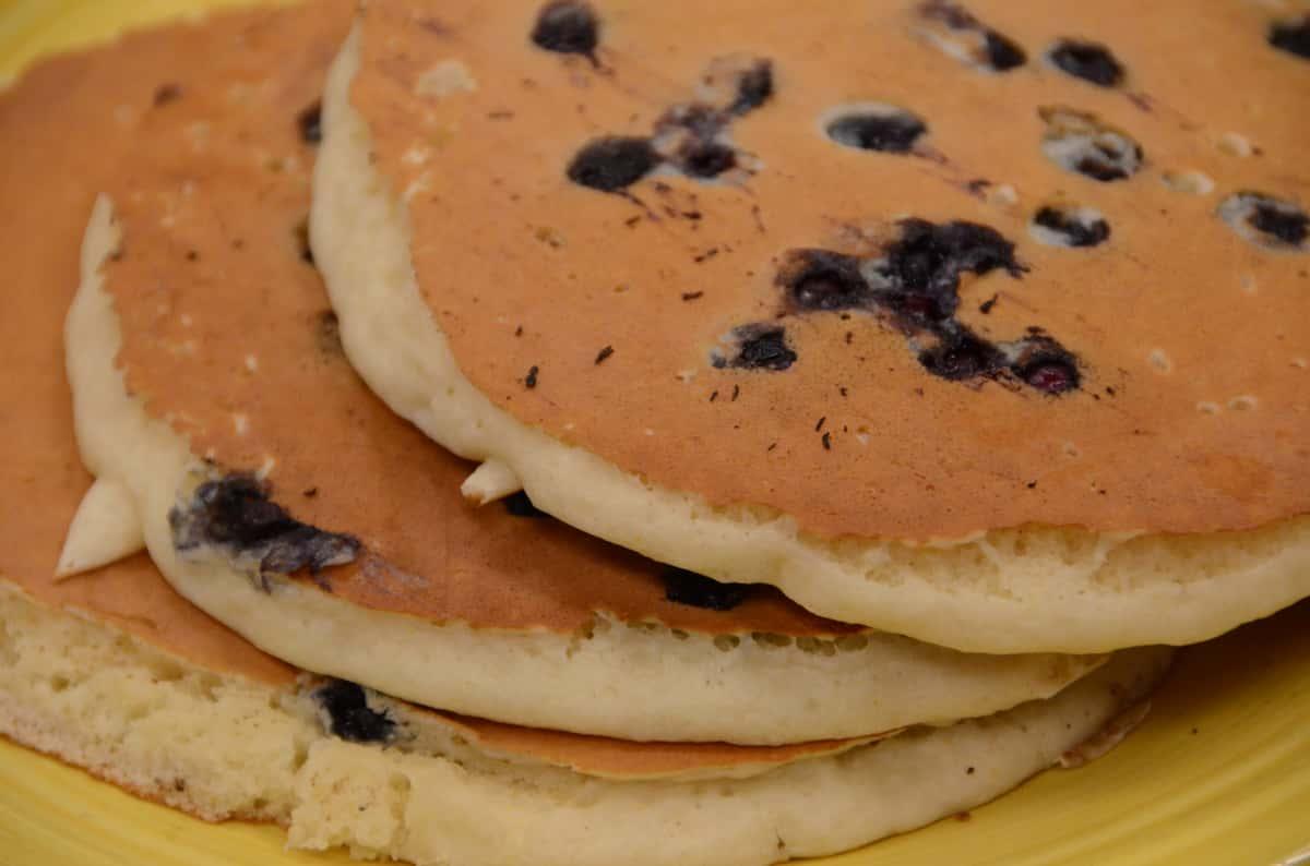 Blueberry Groovy Cakes