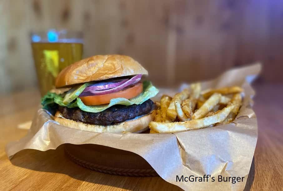 McGraff's Burger*