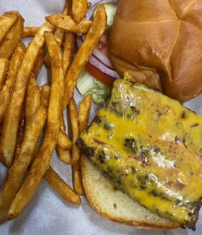 Buffalo Burger*