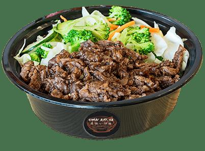 Steak Teriyaki