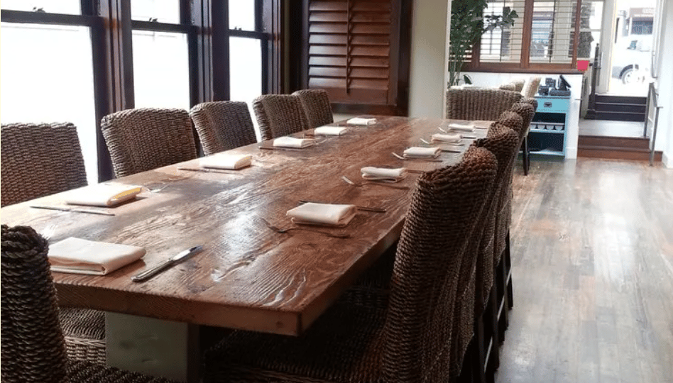 Communal Table