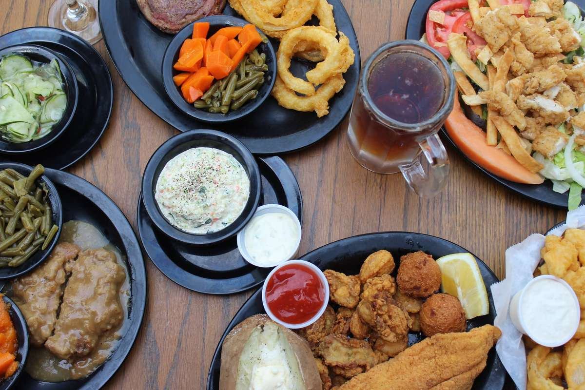 spread of food