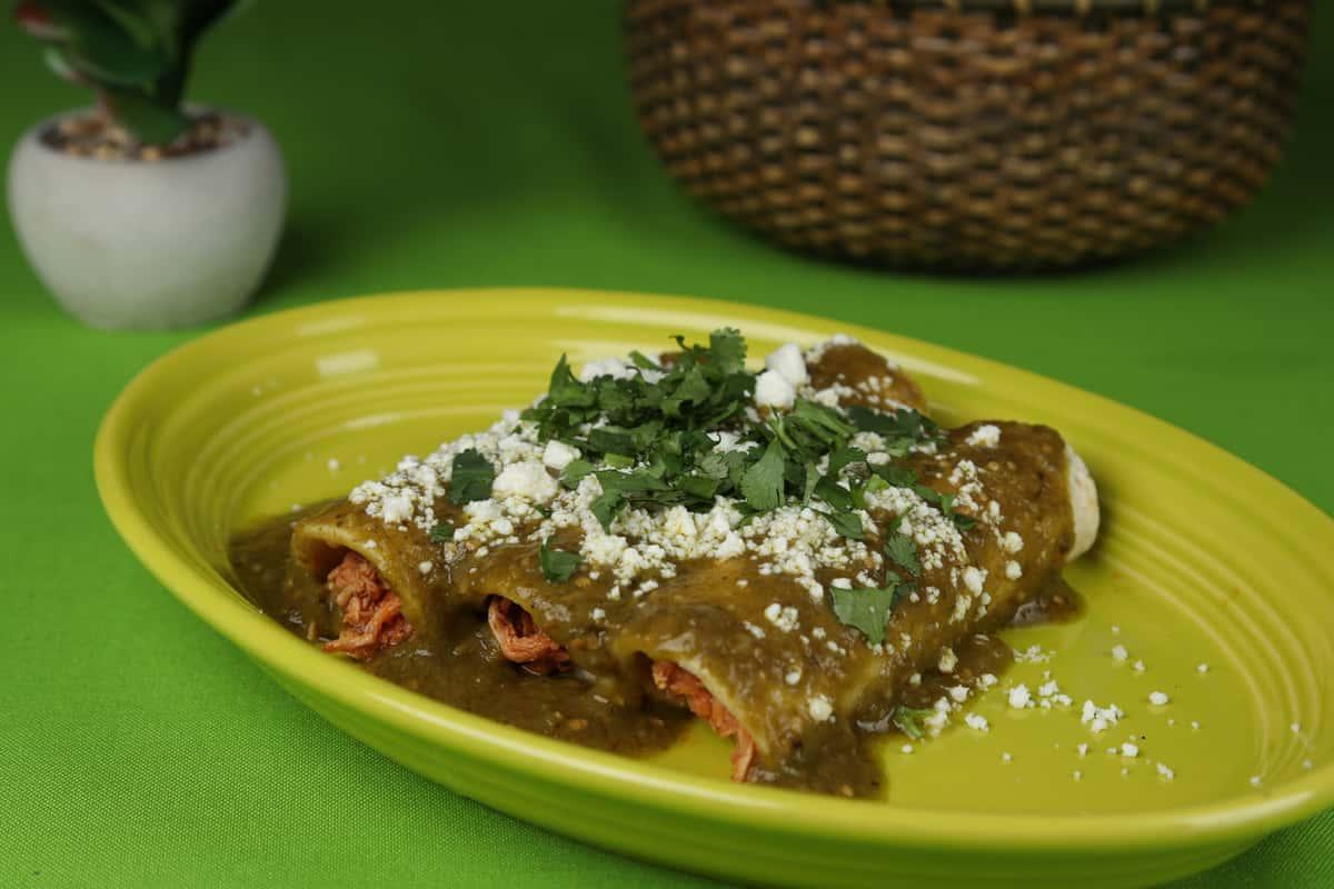 Mini Enchiladas