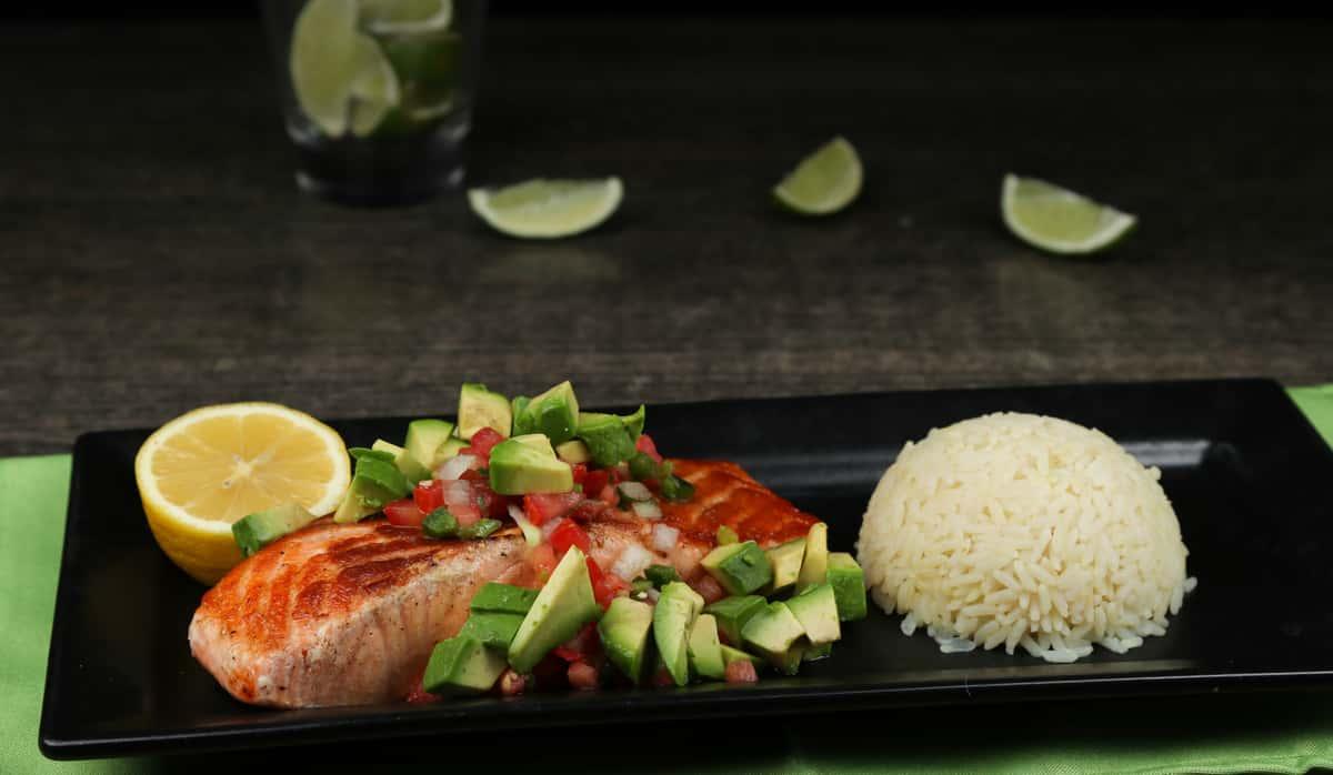 Salmon Fresco*