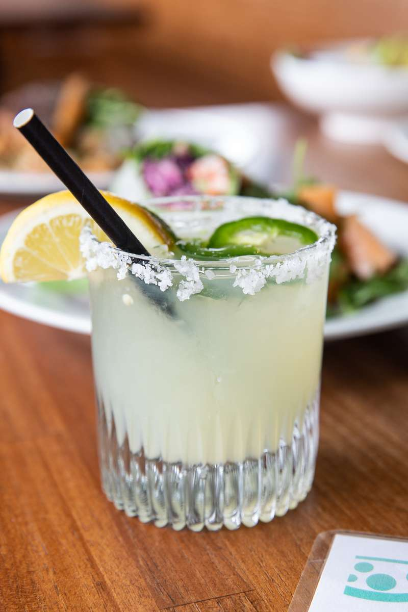 Jalapeño Margarita