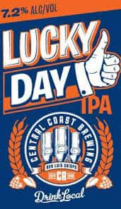 Lucky Day IPA