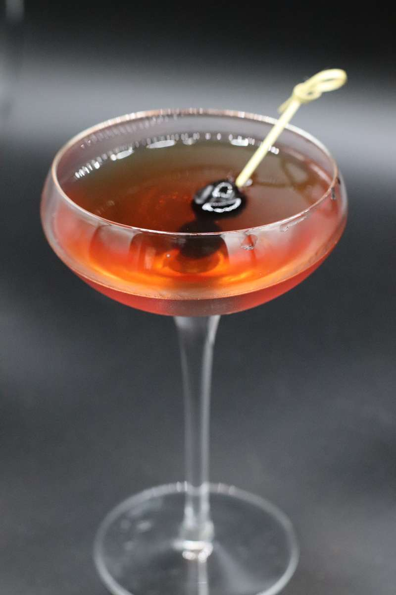 Barrel Aged Manhattan