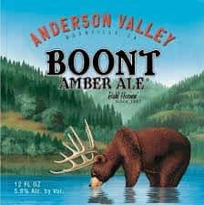 Amber Boont Ale