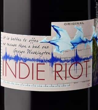 Indie Riot Red Blend