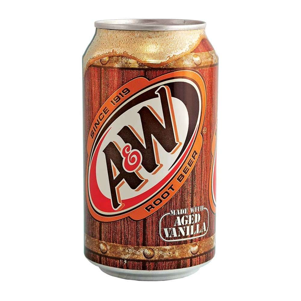 A&W Root Beer (can)