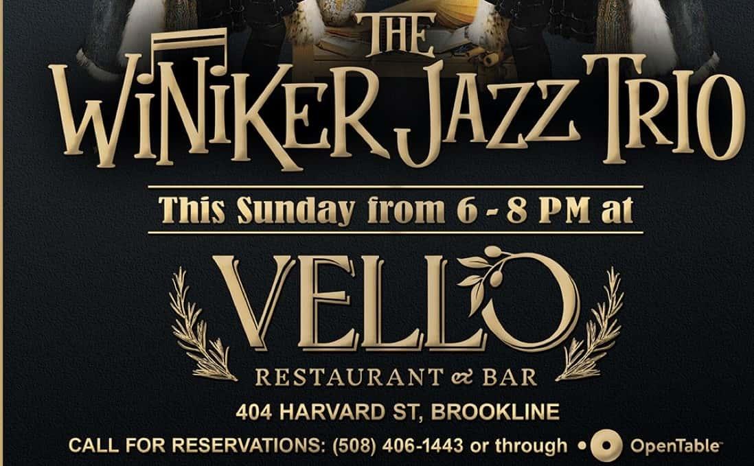 Jazz Night Bill & Bo Winiker