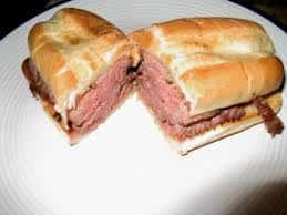 Tri Tip Sandwich